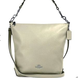 Coach Abby Duffle Sv/Pale Green Everyday bag